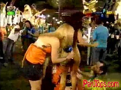 Lingerie Cumshot, Car Sex, Brazilian Carnaval Party, Perfect Body Teen Solo