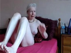Granny Cougar, Gorgeous, Granny, Horny, Masturbation Squirt, sex With Mature, Voyeur Sex, Exhibitionist Beauty Fucked