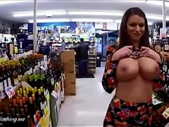 Huge Tits, Private Voyeur, Woman Public Fucked, Store, Huge Boobs, Big Beautiful Tits