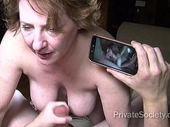 Mature Amateur sexe video