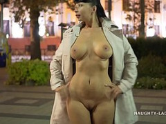 Exhibitionist Beauty Fucked, nudes, Outdoor, Public Sex Video, Public, Braless Babes, Amateur Teen Perfect Body