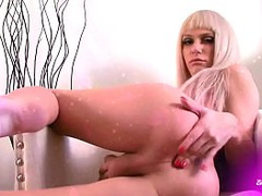 Sissy, Perfect Body Anal Fuck