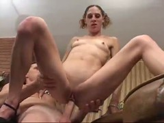 Monstrous Dicks, Perfect Body Anal, ugly Face, Teen White Girls