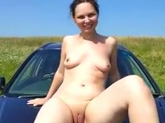 Topless Sex, Hot MILF, Milf, Hot Wife, Milf, Nude, Outdoor, Mature Perfect Body, Dick Sucking, Sunbathing, Housewife