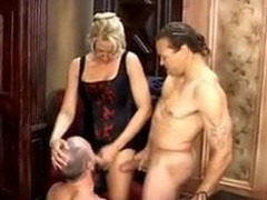 Threesome, anal Fuck, Cutie Anal Dildoing, Arse Fuck, Anal Training Dildo, Assfucking, Buttfucking, Huge Dildo, Husband, Blindfold Blowjob, Perfect Body Anal Fuck, Blow Job, Mff Threesome, Toys, Caught Watching, Couple Watching Porn Together