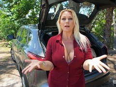 Backseat Fuck, Hot MILF, Hot Milf Anal, m.i.l.f, Perfect Body Anal Fuck, thick Girl Sex
