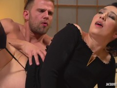 French, French Cougar Anal, Hardcore Fuck, hard Sex, Hot MILF, Mom Son, milf Mom