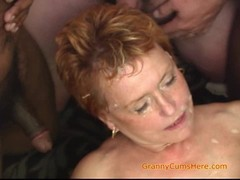 gangbanged, Granny Cougar, Granny, Granny In Gangbang, Horny, Amateur Teen Perfect Body
