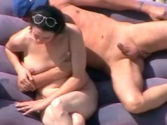 Beach, Amateur Groupsex, Horny, Nudist Party, Perfect Body Anal Fuck