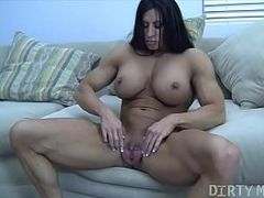 Women With Massive Clits Ladies With Massive Clits, Clit Rubbing, Wall Dildo, Large Dildo Fuck, Massive Dildo, Large Labia Hd, dildo, Perfect Body Anal