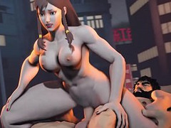 3d Monster Hentai, 3d, Bubble Butt, phat Ass, Buttocks, Backseat Car Sex, Animated Pussy Fuck, CGI, Mixed Wrestle Fucking, uncensored Hentai, Outdoor, Street, Perfect Ass, Perfect Body