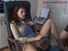 Face, Girl Mouth Fucking, Chick Smother, Femdom, boss, hole, Shaved Pussy, Shaving Her Pussy, Perfect Body Anal Fuck