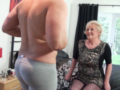 grandmother Pornhub