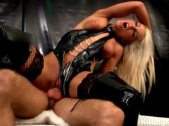 BDSM, sadomazo, Boots, Bukkake, Cum in Throat, Cumshot, Dressed Cutie Fucking, Fetish, Glamour Model, Hardcore Fuck Hd, Hardcore, in Heels, Latex, Leather Leggings, Latex Fuck, Kinky Sex, Perfect Body, Sperm Covered