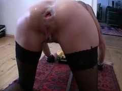 fisted, German Porno, German Mature Anal, Hot MILF, milfs, My Friend Hot Mom